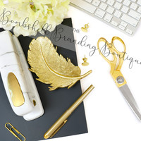 Styled Stock Photography Bundle -  Black, White, and Gold - Stock Photography for Branding Your Business - Branding & Business Stock Photos