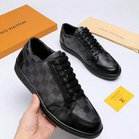 LV Louis Vuitton 2018 Counter High Quality Classic Fashion Sneakers F-OMDP-GD