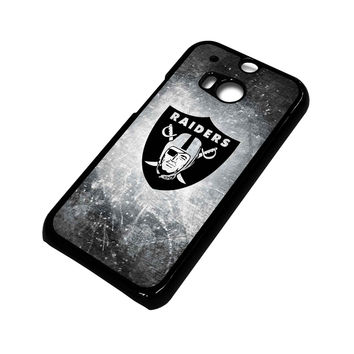 OAKLAND RAIDERS HTC One M8 Case