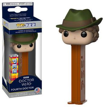 Fourth Doctor Funko Pop! Pez Doctor Who