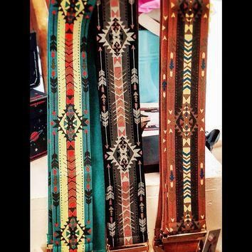 South of the Boarder Elastic Belts