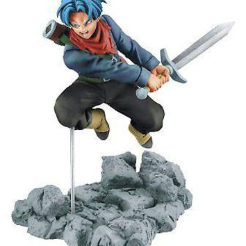 Banpresto Dragon Ball Super Soul X Soul Trunks Figure Statue USA Seller NEW