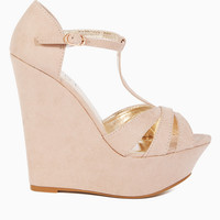 Love Game Wedges $51