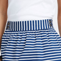 Sailing Stripe Skirt