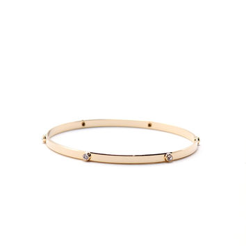 Path Of Glory Bracelet - Gold