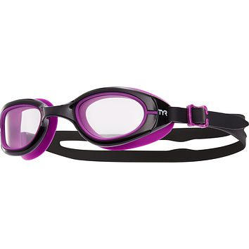 Tyr - Special Ops 2.0 Femme Transition Purple Swim Goggles / Clear Lenses