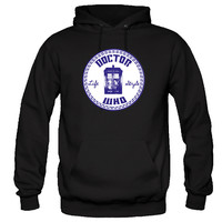 Doctor Who Hoodie Sign