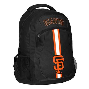 San Francisco Giants MLB Baseball Backpack School Laptop Compartment Homework