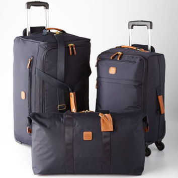Brics Navy Ultralight Luggage