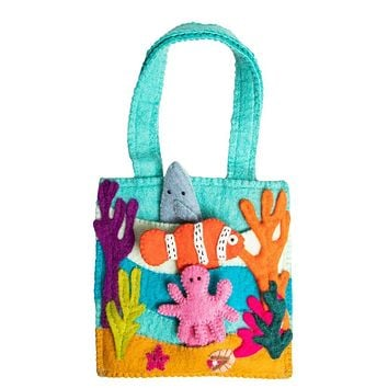 Under the Sea Puppet Bag