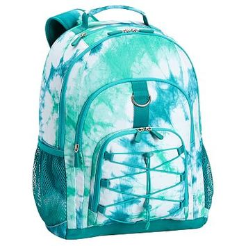 Gear-Up Ceramic Pool Tie-Dye Backpack