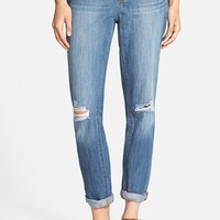 Junior Women's Articles of Society 'Cindy' Boyfriend Jeans ,
