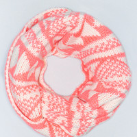 Mountain Side Infinity Scarf