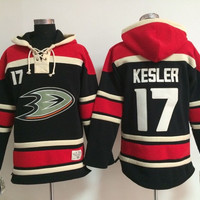 Anaheim Ducks RYAN KESLER #17 Vintage NHL Sweatshirt