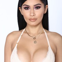 The Sweetest Thing Bralette - Nude