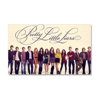 Pretty Little Liars 20x12 Wall Decal on CafePress.com