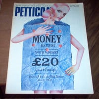 Petticoat Magazine 1968 UK British 60's Music Fashion Pop Culture Vintage Rare 60's Teen Original