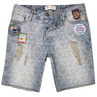 Summer Jean Shorts By R.I.