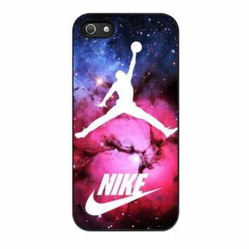 DCKL9 Nike Jordan Basketball Nebula iPhone 5 Case
