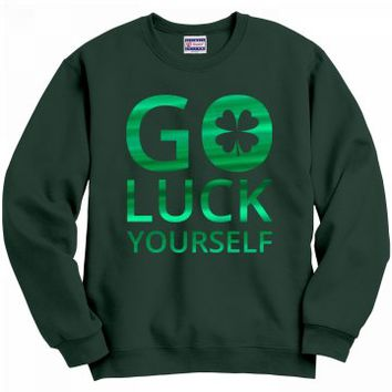 Fun Saint Patricks Sweater