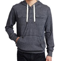 Marc Ecko Cut & Sew Men's Instragator Hoodie, Dark Navy, Medium