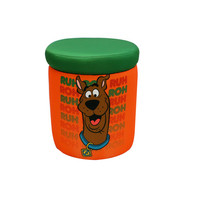 Komfy Kings, Inc 17021 Scooby Doo Roh Roh Storage Ottoman