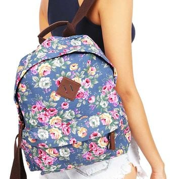 Vibrant+Blossom+Backpack