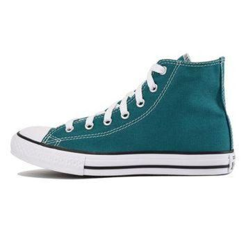 LMFONB Converse for Kids: Chuck Taylor All Star Hi Rebel Teal Sneaker