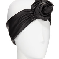 Epona Valley Glemby Leather Head Wrap