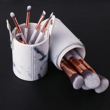 Professnial Women Soft Makeup Brush Set