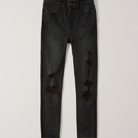 Womens High Rise Ankle Jeans | Womens New Arrivals | Abercrombie.com
