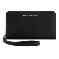 MICHAEL Michael Kors Large Zip Wallet
