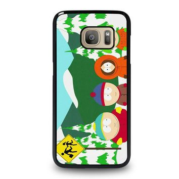 SOUTH PARK 2 Samsung Galaxy S7 Case Cover