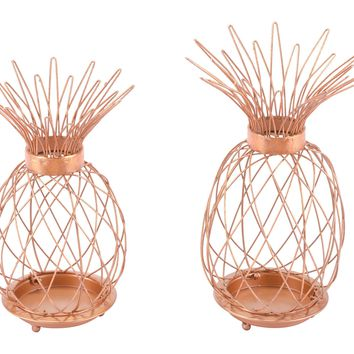 Set of 2 Pineapple