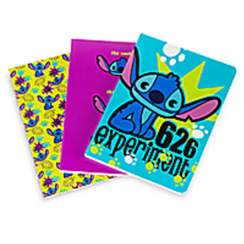 Stitch MXYZ Journal Set