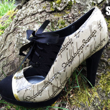 Lord of the Rings Elvish Shoes
