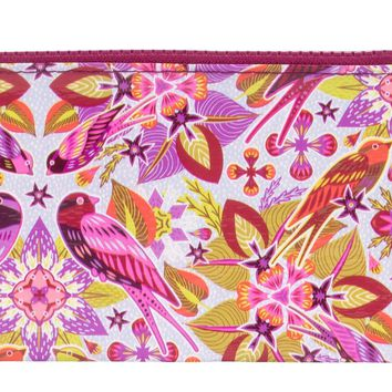 Pretty Pink Birds Pencil Case