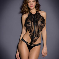 Spring Summer 2014 by Agent Provocateur - Chrissy Playsuit