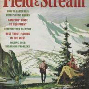 FIELD & STREAM: June 1966