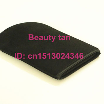 2pcs /lot New Tanning Mitt, Double Sided Applicator of tanning lotion