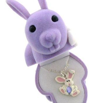 AUGUAU Bunny Necklace