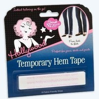 Hollywood Fashion Secrets Temporary Hem Tape -18 Instant Hem Double Stick Strips