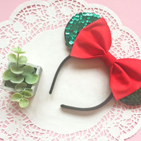 The Little Mermaid Inspired Minnie Ears