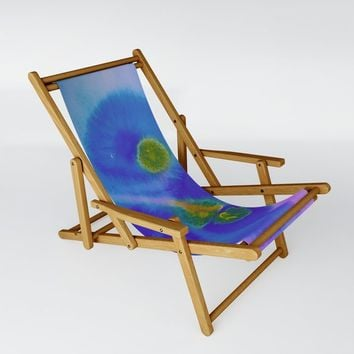 Cell Divison Sling Chair by duckyb