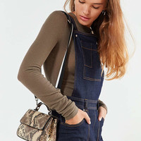Sem Faux Snake Crossbody Bag | Urban Outfitters