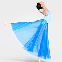 Free Shipping - Adult Chiffon Skirt by BODY WRAPPERS