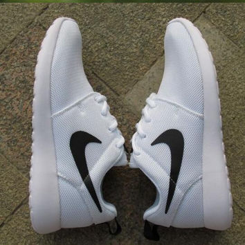 """NIKE"" Trending Fashion Casual Sports Shoes White(front small white hook)"