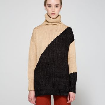 Farrow / Lois Turtleneck Sweater