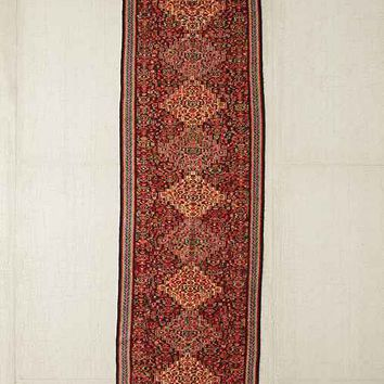 Vintage 12x3 Roxanne Runner Rug- Assorted One