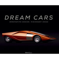 Dream Cars Coffee Table Book